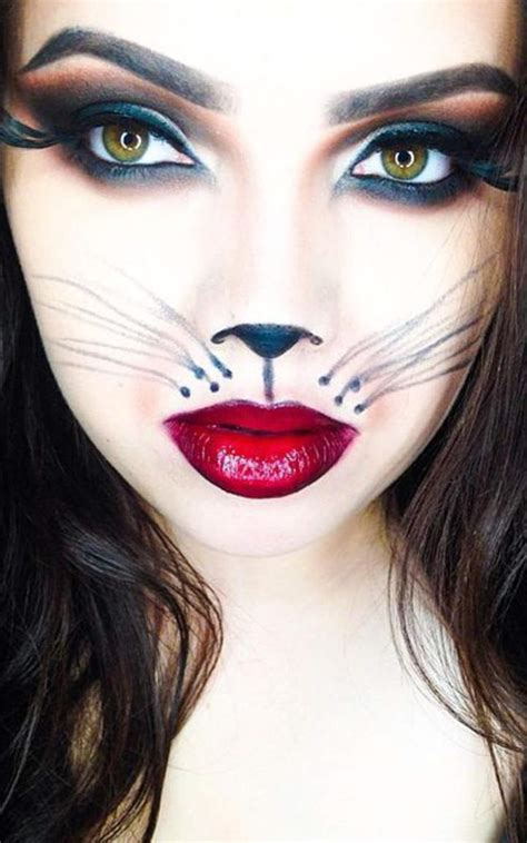 makeup for makeup for to look scary the wow style