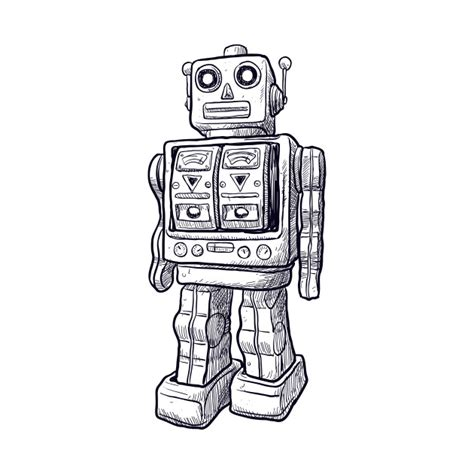 Robo S H F By Greenland Toys robot drawing pictures www pixshark images