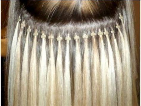 micro bead extensions itchy best 25 micro bead hair extensions ideas on