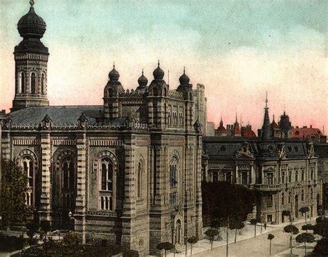 w bielsku mija 77 lat od zburzenia bielskiej synagogi