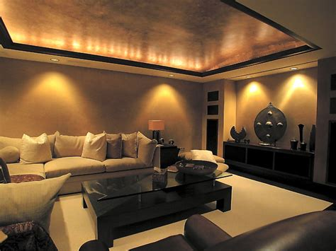 Ambient Lighting Interior Design by Utopia Projects