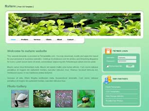 free css 2471 free website templates css templates and nature free website template free css templates free css