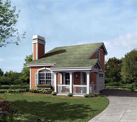 country style house plan    bed  bath  car