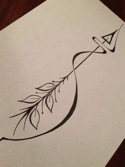 tattoo meaning of an arrow arrow tattoo meaning an arrow can only be shot forward by