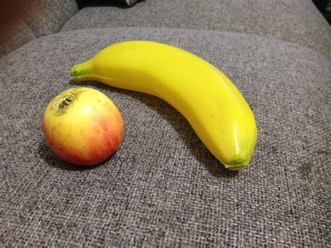 a tiny banana imgur look how small this apple is banana for scale pics