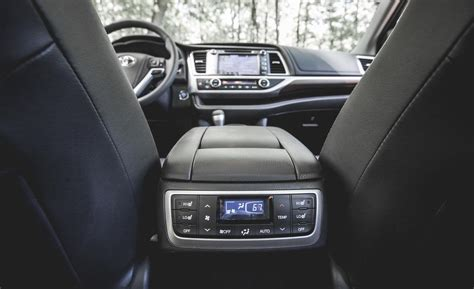 2014 Toyota Highlander Interior Dimensions by Home Research Toyota Highlander Hybrid 2015 2017 2018
