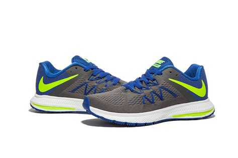 selling running shoes selling nike zoom winflo 3 ultd grey racer blue