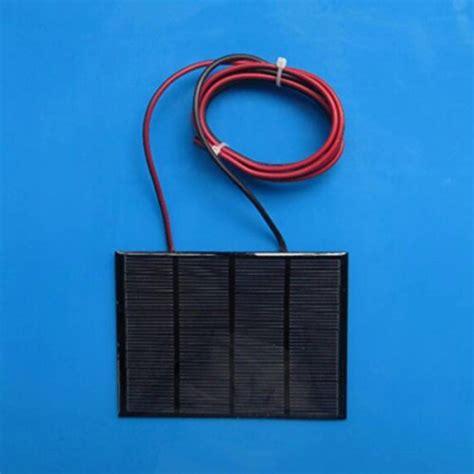 15 Watt Solar Home System Diy camtoa 1 5 watt 12 volt 1 5w 12v polycrystalline mini