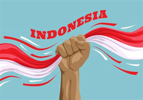 indonesia pride  vector art   downloads