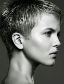 side and front view pixie haircuts pixie hairstyles for women short hairstyles 2016 2017
