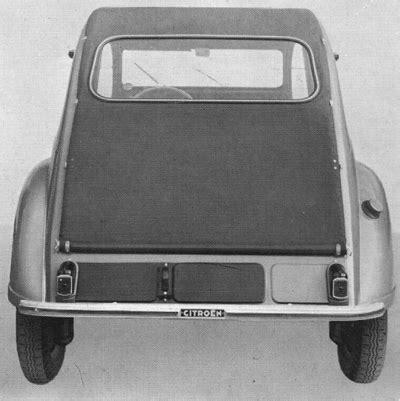 Grey Interior citro 235 n 2cv 1957