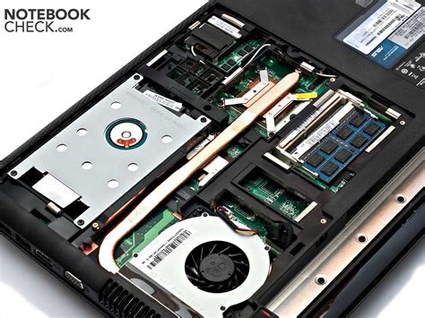aprire alimentatore notebook recensione asus a52ju notebook notebookcheck it