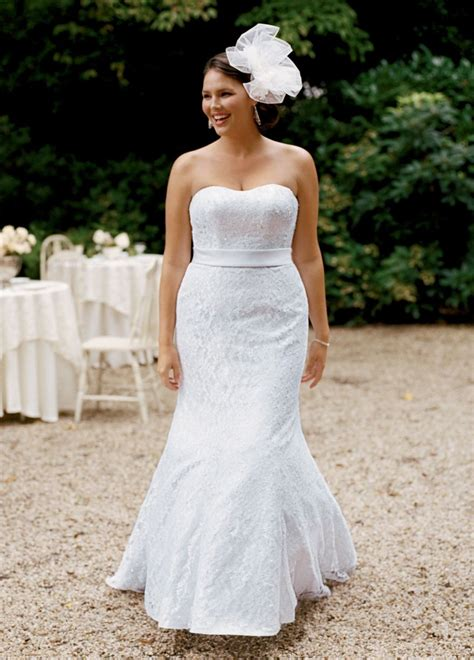 Wedding Dresses Size 14 by Lace Wedding Dress Size 14 Thenest