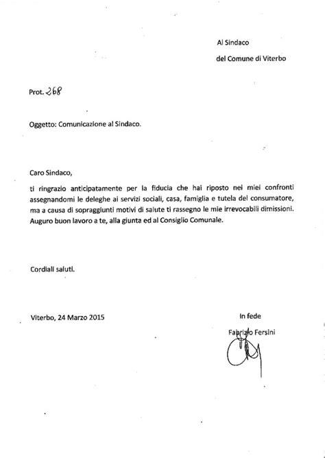lettere dimissioni parola a fersini l intervista all ex assessore