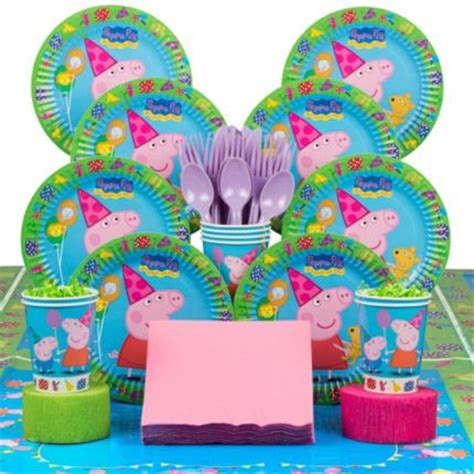 printable peppa pig party decorations peppa pig birthday party planning ideas supplies