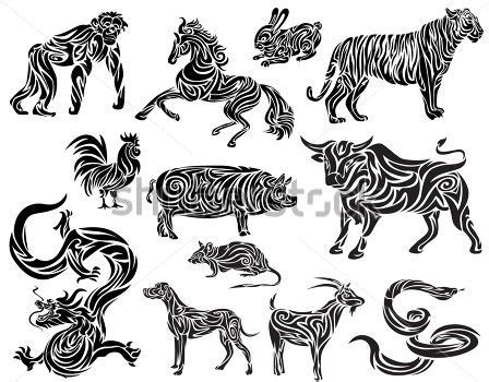 chinese zodiac tattoos zodiac monkey designs tattoobite