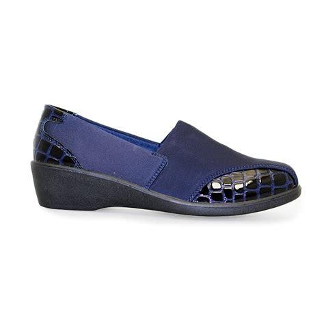 Lunar Shoes lunar margery elasticated shoe lunar from lunar shoes uk