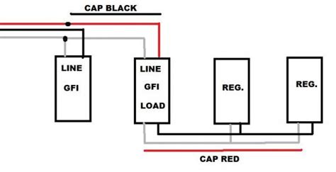 Using 12 3 to run 2 circuits with 2 gfci's keeps tripping