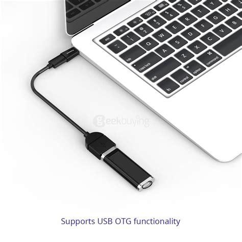 Tronsmart Usb 2 0 Type C To Micro Usb Adapter 2pcs T3010 1 tronsmart usb 2 0 type c to micro b adapter
