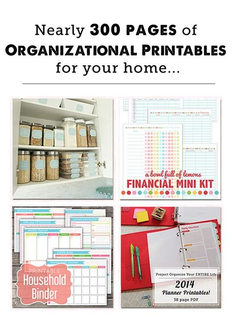 printable home organization lists 17 best images about organization on pinterest recipe