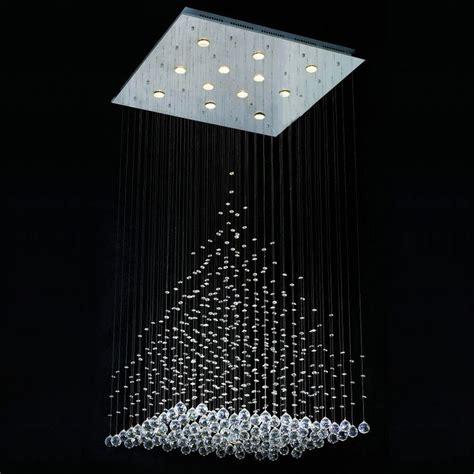 Large Foyer Chandelier Modern Crystal Chandeliers Best 25 Modern Crystal