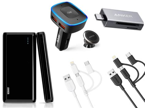 anker uk deal save at least 20 on these anker accessories us