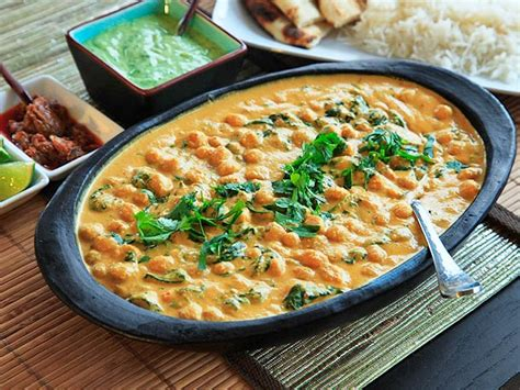 30 minute indian vegetarian recipes 30 minute chickpea coconut and cashew curry serious eats