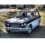1969 Triumph Vitesse Estate 25Pi SOLD  Car And Classic