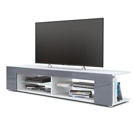Lowboard Grau Matt by Tv Board Lowboard Korpus In Wei 223 Matt Fronten In