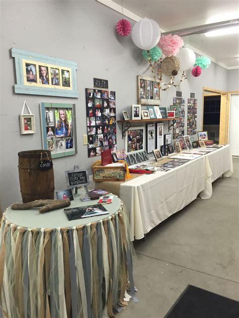 table picture display ideas best 25 graduation photo displays ideas on