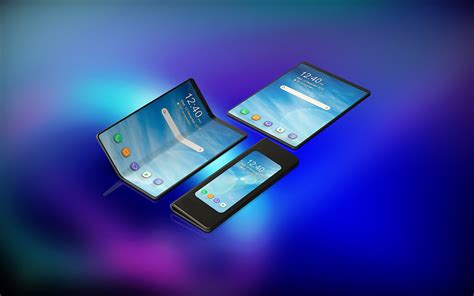samsung foldable phone samsung accidentally reveals foldable galaxy f techspot