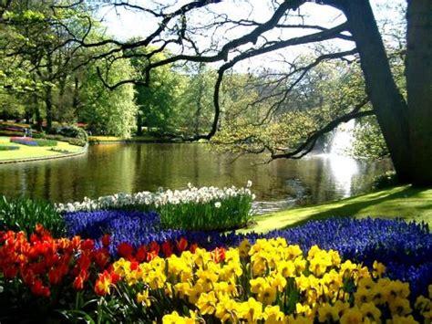 Flower Garden Netherlands Flower Gardens Of The Netherlands On The Netherlands And Netherlands