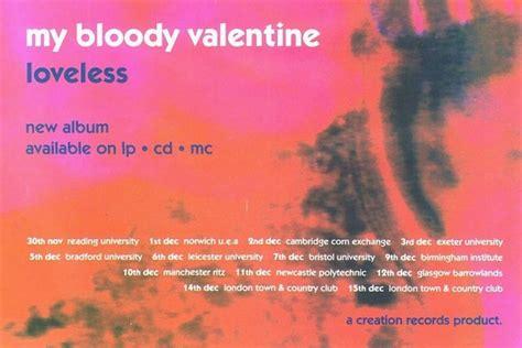 my bloody lyrics loveless creation records