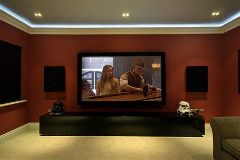 home cinema room 2 ideas on small home