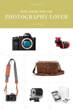 good gifts for female photogs on pinterest camera straps