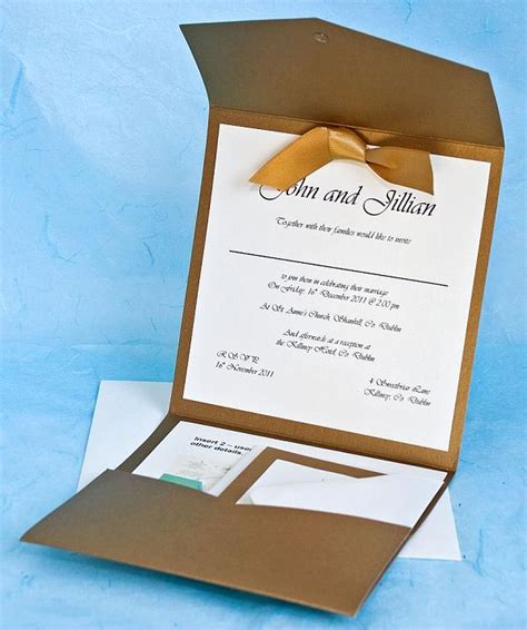 Paper To Make Invitations - diy wedding invitations the wedding specialists