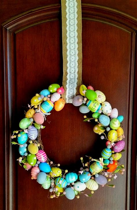 10 diy easter wreath ideas for 2017 a diy projects