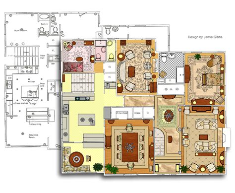 house layout furniture plan furniture how to maintain safe even though using