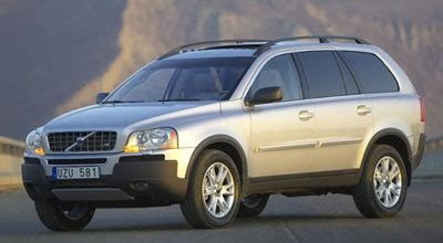 volvo jeep 2005 2005 volvo xc90 review