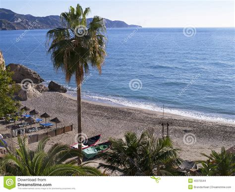 in nerja a resort on the costa sol near