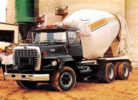 Mixer Gmc gmc cement truck images
