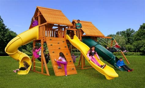 jungle gym backyard backyard jungle gyms outdoor goods