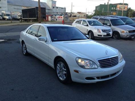 2003 Mercedes S430 by Sell Used 2003 Mercedes S430 Clean 1 Owner 65k