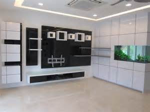 Great design for built in tv cabinet in the living room modern