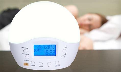 simulating alarm clock simulating alarm clock radio groupon