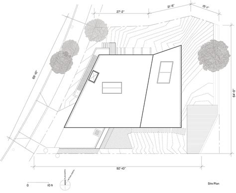 house site plan gallery of hill house johnston marklee associates 26