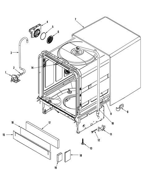 maytag dishwasher parts diagram maytag maytag dishwasher parts diagram