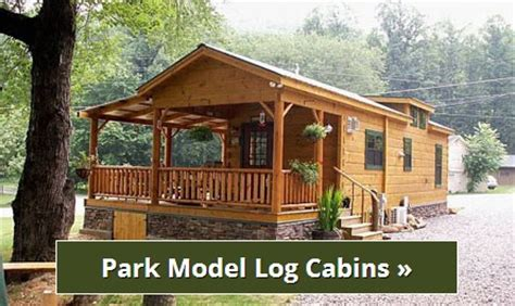 Log Cabin Rv Park Models by Park Model Log Cabin Breckenridge Park Models Chariot