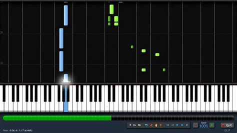 piano tutorial by plutax he s a pirate easy piano tutorial by plutax synthesia