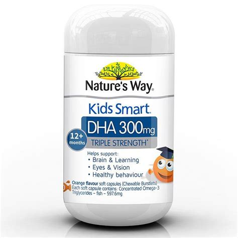 Nature S Way Smart Strength Dha 300mg 50 S Limited buy nature s way smart strength dha 300mg 50